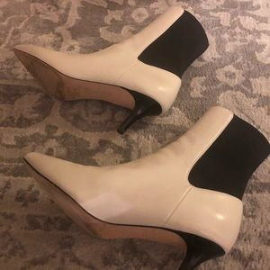Joie leather bootie